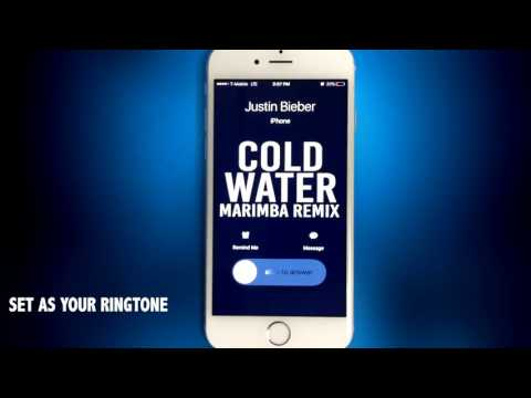 Major Lazer Cold Water Marimba Remix Ringtone
