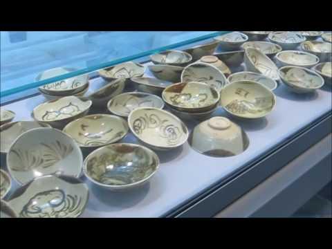 Belitung wreck Tang Ceramics cargo