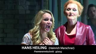 HANS HEILING Heinrich Marschner - Hör auf mein Wort