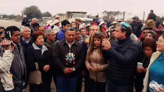 Video: Actos políticos en la fiesta de la madre tierra en Perico