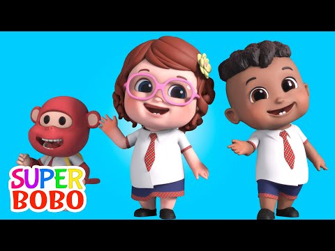 Thank You Song - School | +More Nursery Rhymes & Kids Songs - Blue Fish