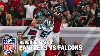 Panthers vs. Falcons: Revenge Match of the Week | NFL Now