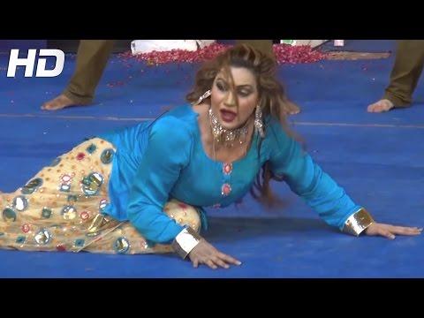 MENU GUJRI BANA LE - SAIMA KHAN - 2017 PAKISTANI MUJRA DANCE