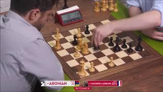 GM Aronian (Armenia) - GM Vachier-Lagrave (France) FF + PGN