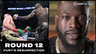 """It was like a murder scene"" Deontay Wilder full interview 