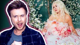 Christina Aguilera, A Great Big World - Fall On Me (MV) [REACTION]