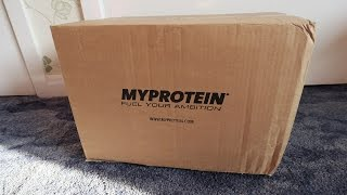 Myprotein UNBOXING & Taste Test - My New Mass Gainer