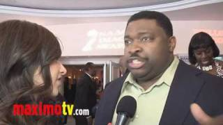 LAVAN DAVIS Talks Oscars, House Of Payne and Justin Bieber