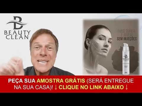 Beauty Clean - Creme clareador de pele (Amostra Grátis)