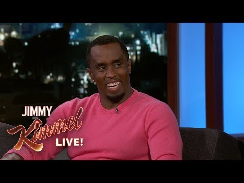 Sean Diddy Combs on New Singing Competition Show \u0026 DJ Khaled