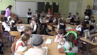"""Внеурочная деятельность в 1 классе """"Изучаем край родной"""""""