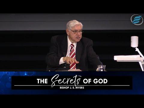 08/11/2021 | The Secrets of God | Bishop J. E. Myers