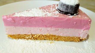 """Торт """"Чизкейк """"без выпечки цыганка готовит. Gipsy cuisine."""