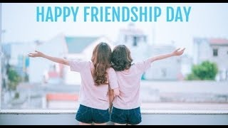 Friendship Day 2018 in India | ❤ Happy Friendship day..👬