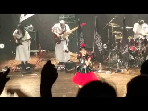 Babymetal - Road of Resistance @ House of Blues - Chicago, IL
