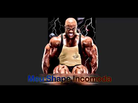 Marujo - Meu Shape Incomoda Part.  DJ  Mailson , Sonhador , Coronel Maromba