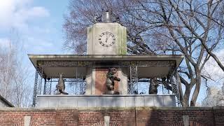 Delacorte Clock, Central Park ZOO - Binaural 3D Audio