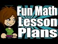 Fun Math Lesson Plans