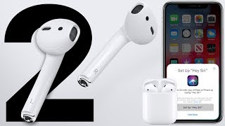 AirPods 2 Released! Giveaway & AirPower Next!