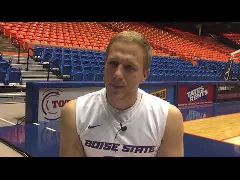 Christian Sengfelder previews 2017-18 Boise State basketball season