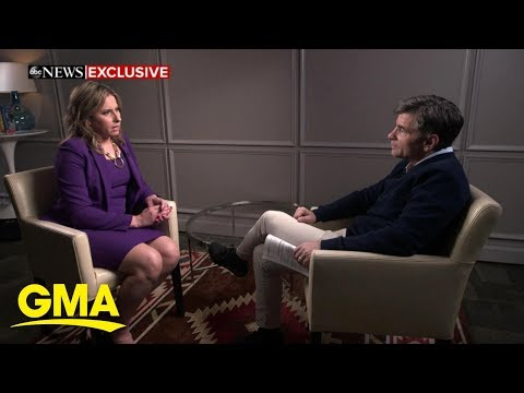 Former Rep. Katie Hill Opens Up About Her Resignation From Congress   GMA