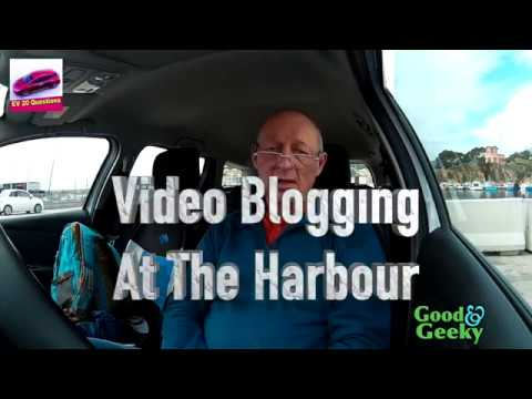 EV20Q at the Harbour - Nissan Leaf Saga - YouTube