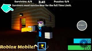 Roblox Bear (Alpha) | iOS / Android Mobile Gameplay