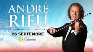 André Rieu au Centre Vidéotron