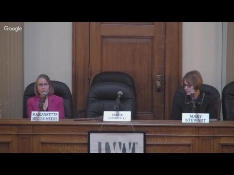 Ottumwa League of Women Voter of Iowa  10-11-2018