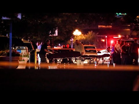 Vanessa J - 2 Mass Shootings Within 24 Hours
