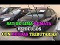 SAT DE LIMA REMATA VEHÍCULOS QUE FUERON EMBARGADOS POR DEUDAS TRIBUTARIAS