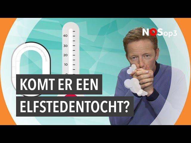 Deze 3 vragen wil weerman Gerrit NOOIT MEER HOREN! | NOS op 3