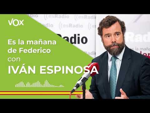 Entrevista a Iván Espinosa en Es La Mañana de Federico