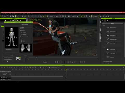 Creating an Action Movie Sequence with iClone 6_May 18, 2016