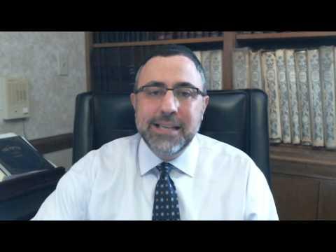 Video Vort - Shoftim 5774 - Rabbi Etan Tokayer
