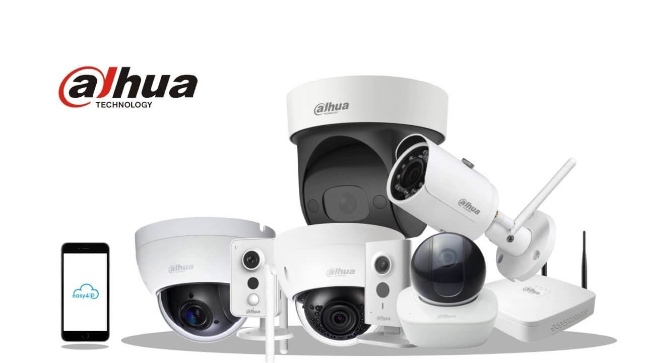 Setup Dahua CCTV Security System India (Hindi)