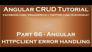 How to fix .Net httpclient error handling