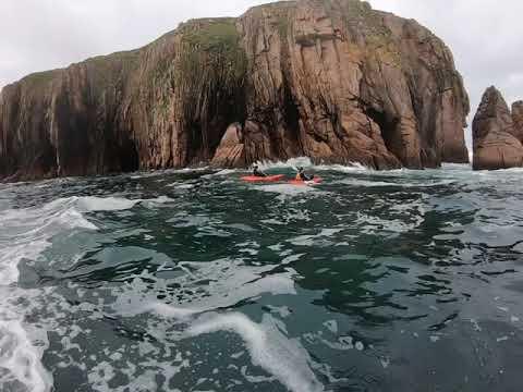 Irish Jet Ski trip to Owey Island
