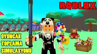 Toy Collection Simulation - Panda Toy Hunt Simulator Roblox English