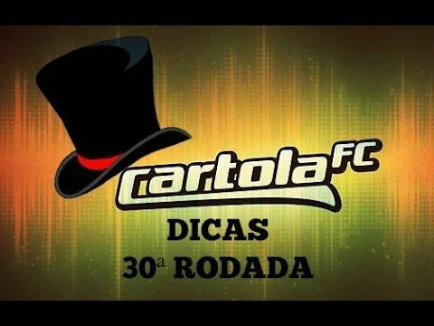 DICAS CARTOLA FC 2016 #30 RODADAS DICAS