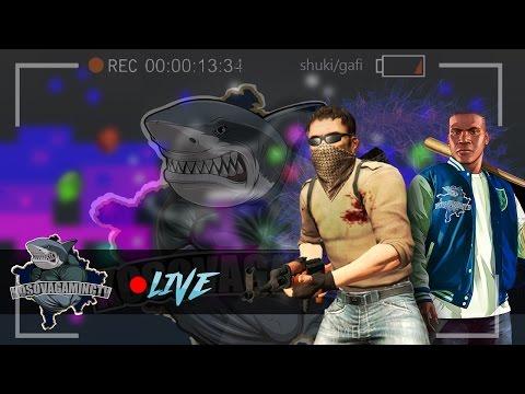 CS:GO Shqip+Rocket League Live - Vazhdojm Per Rankun GlobalELITE #35 SUQKA PARTYY - Shqip