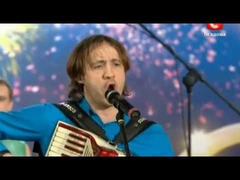 Ukraine Got talent - 2011 most expressive ! winner 2012