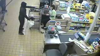 Surveillance video from concealed carry incident at Milwaukee Aldi
