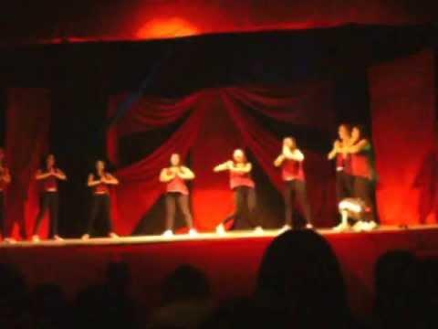 Hola Mami! Ballet Blue Dance 2013
