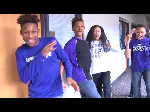 Tevin Studdard Indianapolis Chapel Hill Middle School Music Video