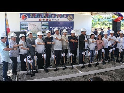 DUTERTE LATEST NEWS DECEMBER 07, 2017 | 105 BILLION RAILWAY PROJECT EXPECTED TO BE COMPLETED IN 2019
