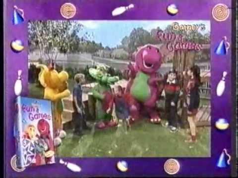 Barney promo