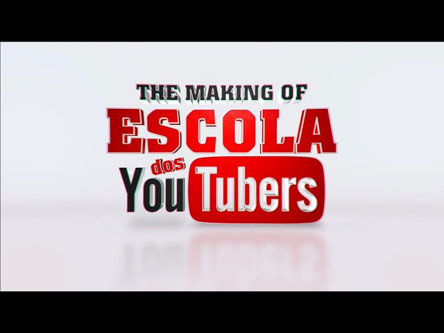 ESCOLA DOS YOUTUBERS   Natal Making Of