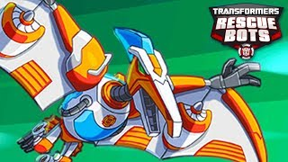 Transformers Rescue Bots: Disaster Dash Day 6 Let's protect the city! Walkthrough