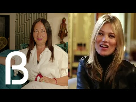 Kate Moss's apartment: Blonstein Uncovered